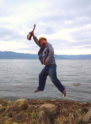 矢野忠 諏訪湖