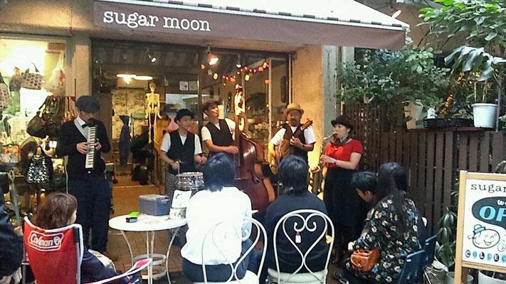 2013阿佐ヶ谷ジャズストリートat SugerMoon