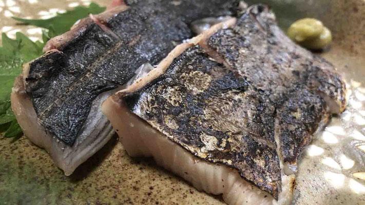 サワラの炙り・塩焼き・西京焼・あら味噌汁のレシピ