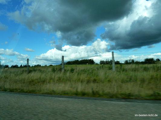 Fahrt nach Bjerregart