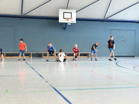 Spiel, Sport & Spaß mit M. Puch vom Karateverein