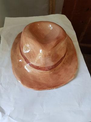 cappello di ceramica