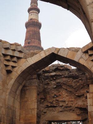 Qutp Minar - Delhi