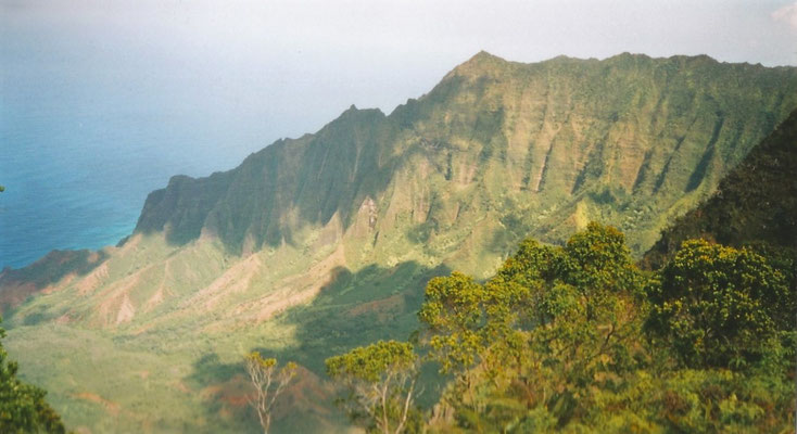 Napali Küste - Kauai
