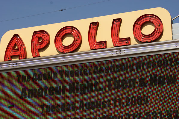 Apollo Theater in Harlem