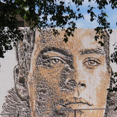 Urban Art Ausstellung