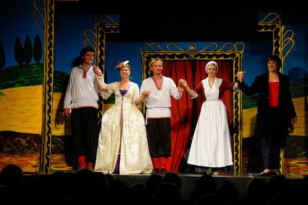 Sommertheater Dresden 2011