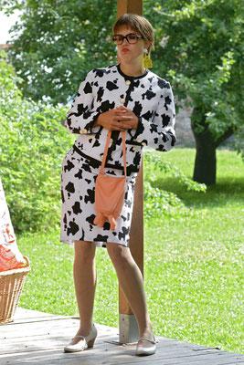 Die Kuh Rosmarie 2014