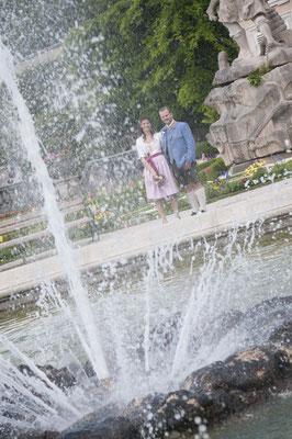 Hochzeit Mirabellgarten