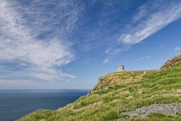 En los acantilados de Mohern - Cliff of Mohern