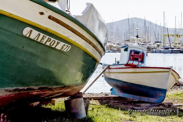 Lakki, Isla de Leros (Grecia) - Canon 7D + EF 40 mm f/2.8 STM
