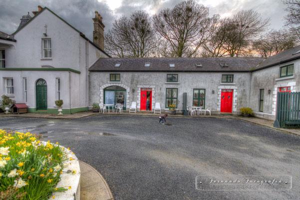 Crumlin Park House