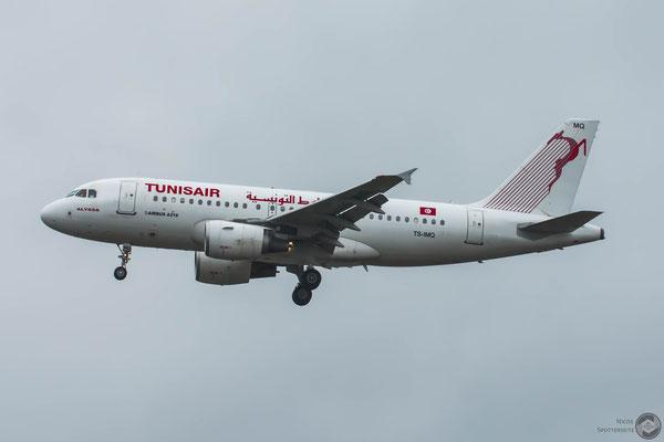 A319-100 (TS-IMQ)