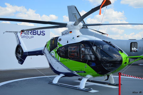 Eurocopter EC135 T H135 Bluecopter