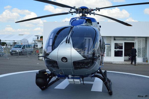 "Eurocopter BK 117 D-2 ""H145"""