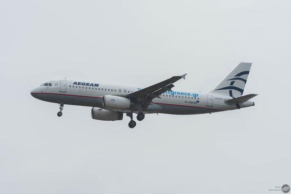 A320-200 (SX-DHD)