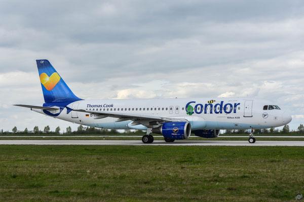 A320-200 (D-AICF)
