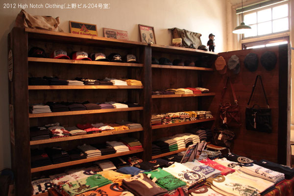 2012年 High Notch Clothing