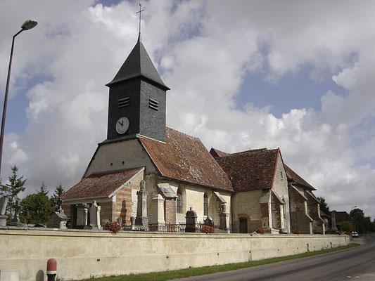 Eglise de Laubressel