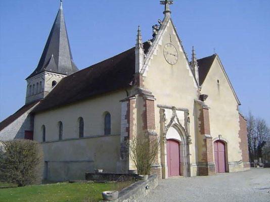 Eglise Isle-Aumont