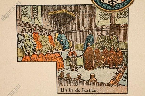 LIT de JUSTICE
