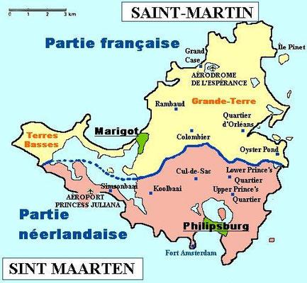 Saint Martin des Antilles