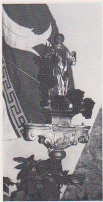 Bâton St Vincent  Colombé-la-Fosse²