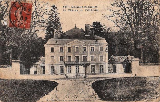 Château de Villebertin