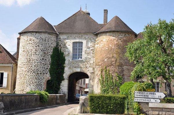 Porte St Antoine