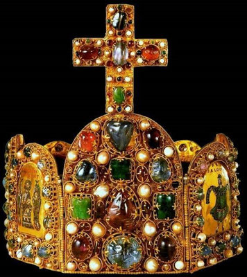 Couronne de Charlemagne