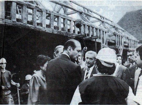 J.S et J.Chirac