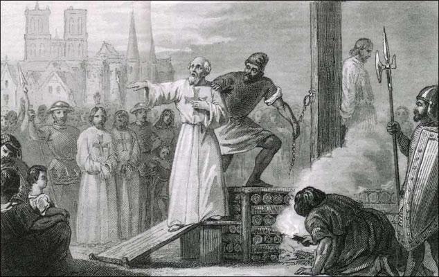 Arrestation des Templiers 1310