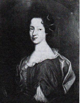 Marie Catherine de Tenremonde épouse de Jean IX comte de Mesgrigny