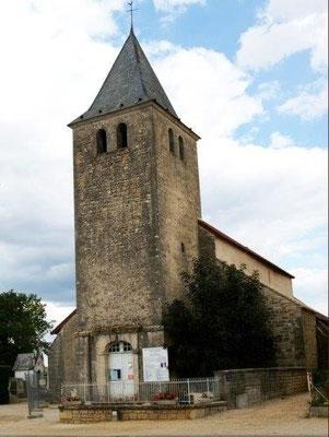 Eglise de Marcenay