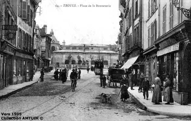 Place de la Bonneterie (Jean Jaurès)