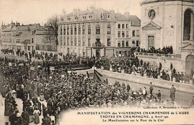 Manif 1911