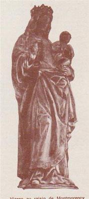 Vierge de Montmorency