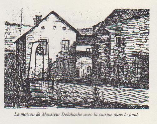 Maison de Mr Delahache
