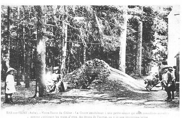 N-D. du Chêne à Bar-sur-Seine