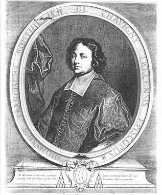 François Boutillier de Chavigny
