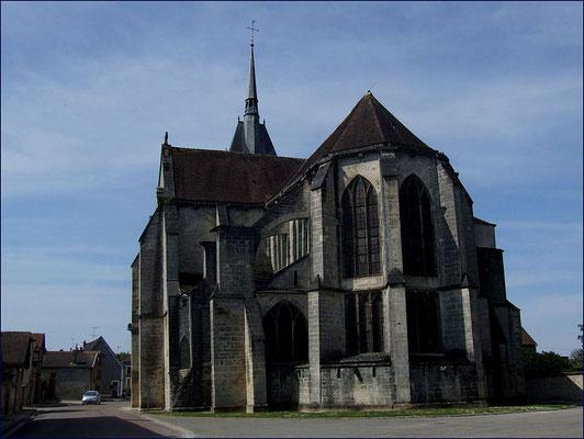 Eglise de Mussy sur Seine
