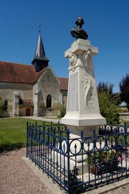 Eglise Saint Vinebaud à Bernon