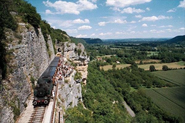 TRAIN MENDE-CHASSERADES