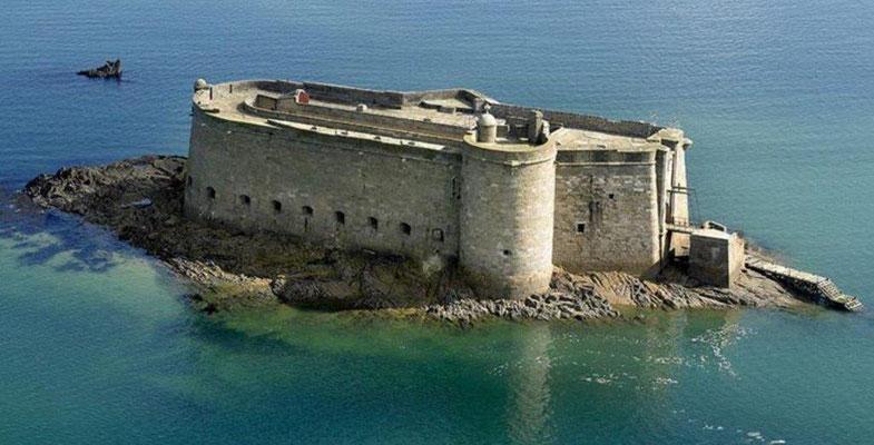 Fort du Taureau à Morlaix