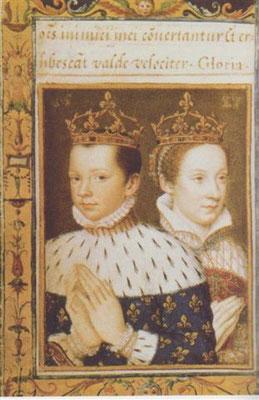 Marie Stuart et François II