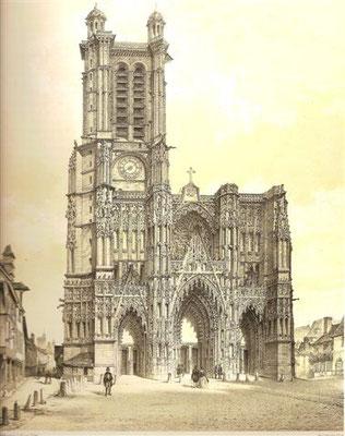 Cathédeale de Troyes