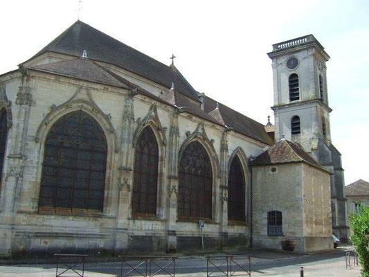 Eglise de Brienne