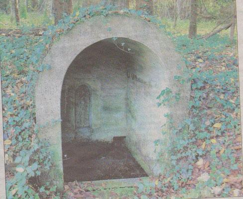 Fontaine de Saint-Yvoce à La Chaise