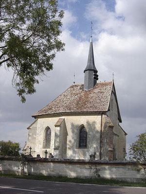 Notre-Dame des ormes à Piney