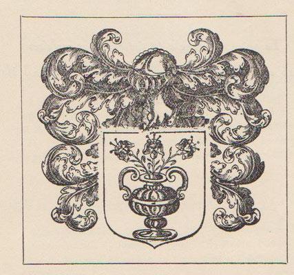 Blason de Nicolas De Hault